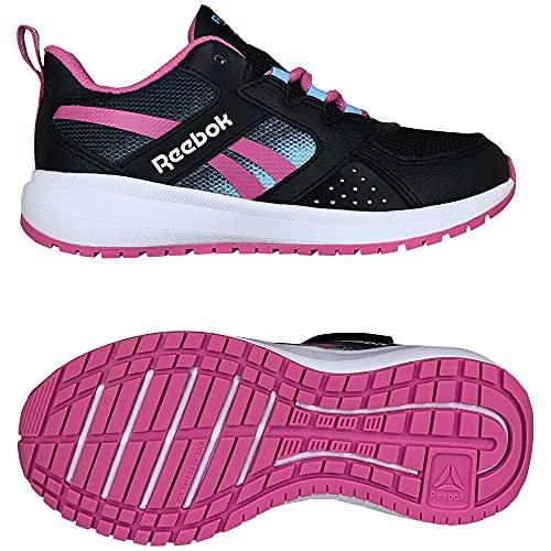Reebok Road Supreme 2.0, Zapatillas de Running Mujer, NEGBÁS/TRUPNK/DGTBLU, 36.5 EU