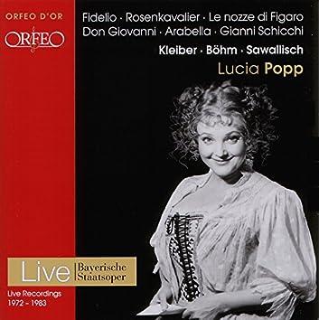 Beethoven, Mozart, Nicolai, Puccini & Strauss: Opera Arias
