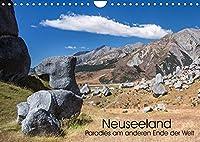 Neuseeland - Paradies am anderen Ende der Welt (Wandkalender 2022 DIN A4 quer): 13 Seiten mit faszinierenden Landschaftsaufnahmen aus einem wahren Naturparadies. (Monatskalender, 14 Seiten )