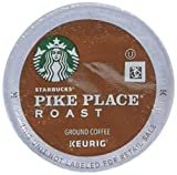 STARBUCKS PIKE PLACE ROAST COFFEE K CUP 48 COUNT