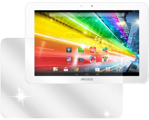 dipos I Schutzfolie klar kompatibel mit Archos 101 Platinum Folie Bildschirmschutzfolie
