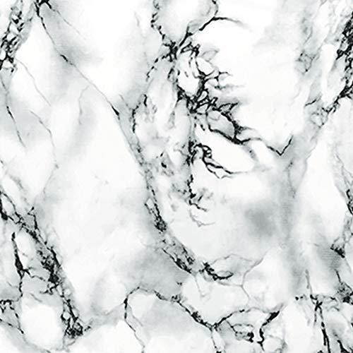 7,43€/m² Möbelfolie d-c-fix Marmor Marmi weiss 90cm Breite Laufmeterware selbstklebende Klebefolie Stein-Folie Marmor-Folie