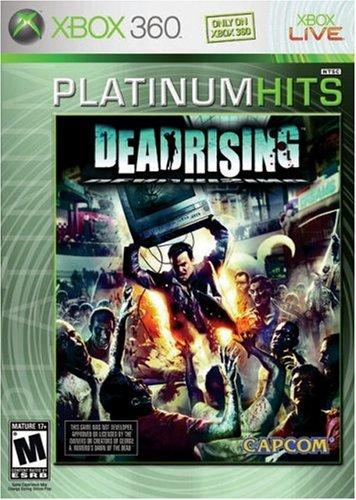 shipfree Dead Rising - Portland Mall Xbox 360