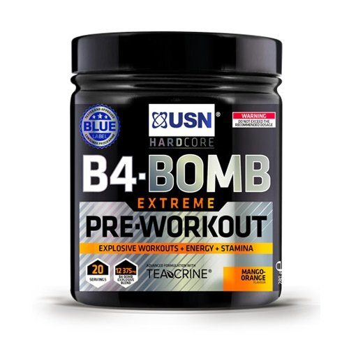 B4 bom + gratis 2,2 liter waterfles (Fruit Punch)