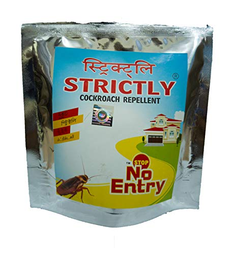 Adinath Impex - Strictly No Entry Cockroach Repellent (250 Grams)