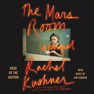 The Mars Room cover art