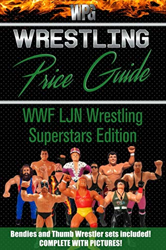 Wrestling Price Guide WWF LJN Wrestling Superstars Edition: Bendies and Thumb Wrestler Sets Included