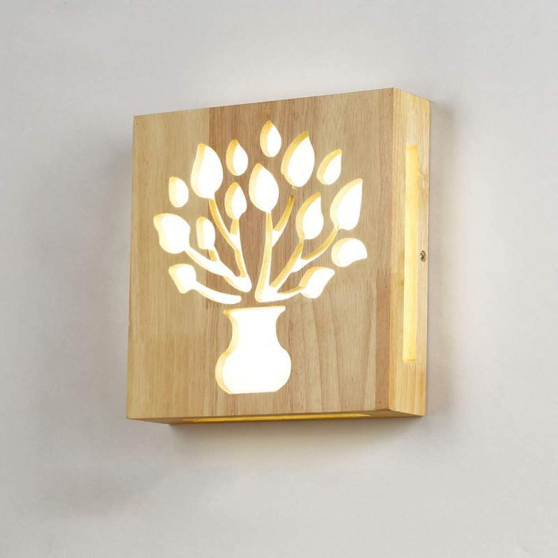Wandlampe Moderne Led Lampe Led Lampe Led Lampe Innenholz Geeignet