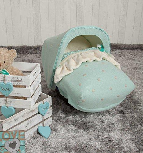 Babyline 3000539 - Sacos de abrigo