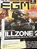 EGM ELECTRONIC GAMING MONTHLY. AUGUST 2008. SINGLE ISSUE MAGAZINE. NO. 231. (HELGHAST ARE COMING. KILLZONE 2. PS3'3 KILLER APP + UFC 2009. LEFT 4 DEAD; YAKUZA 2 AND MORE)