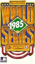 1985 World Series VHS