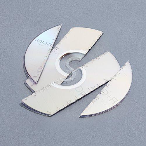 Amazon Basics 12-Sheet Cross-Cut Paper, CD, and Credit Card Shredder Photo #10