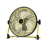 THANKO 持ち運べる充電式「コードレスDCモーター40cm扇風機」 C-RDF20Y