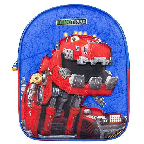 Dreamworks DINOTRUX 3D Kinderrucksack Rucksack (7907)
