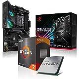 Memory PC Aufrüst-Kit Bundle AMD Ryzen 7 5800X 8X 3.8 GHz, ROG Strix X570-F Gaming, komplett fertig montiert inkl. Bios Update.