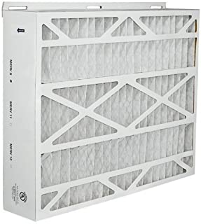 Nordic Pure 17/_1//2x23/_1//2x1 MPR 1085 Pleated Micro Allergen Extra Reduction Replacement AC Furnace Air Filters 6 Pack
