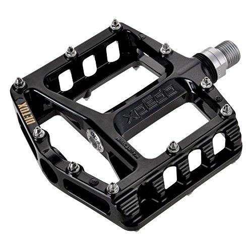 Xpedo Unisex– Erwachsene Detox Pedal, schwarz, Einheitsgröße