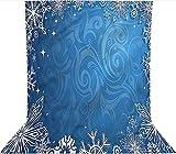 Fondo de telón de fondo de 3 x 3,6 m, decoración de marco de temporada de Navidad, telón de fondo de tela de microfibra, pantalla plegable de alta densidad para fotografía de vídeo y televisión