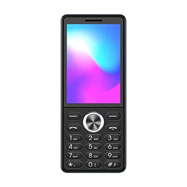 IKALL K6300 Mobile (Triple Sim, Grey)