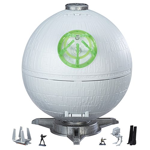 Star Wars - Rogue One Micro Machines Set Estrella de la Muerte (Hasbro B7084EU0)
