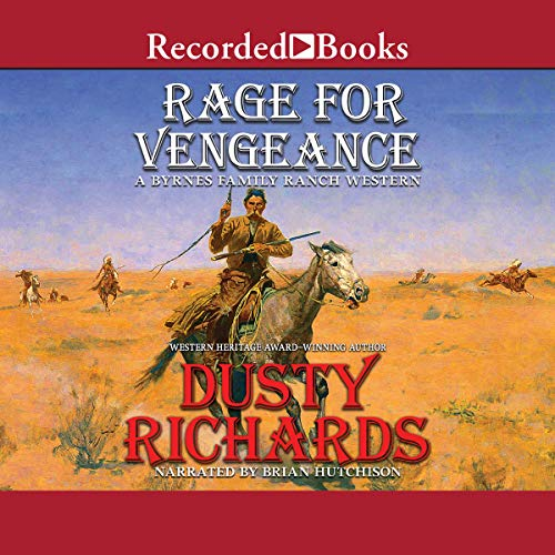 Rage for Vengeance audiobook cover art