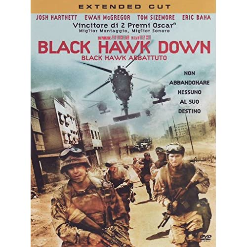 Black Hawk Down (Extended Edt.)