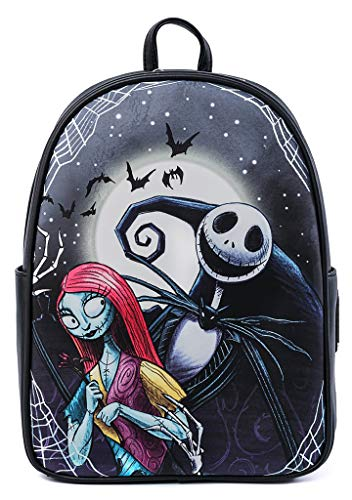 Loungefly X Disney Nightmare Before Christmas Simply Meant to Be Mini Backpack