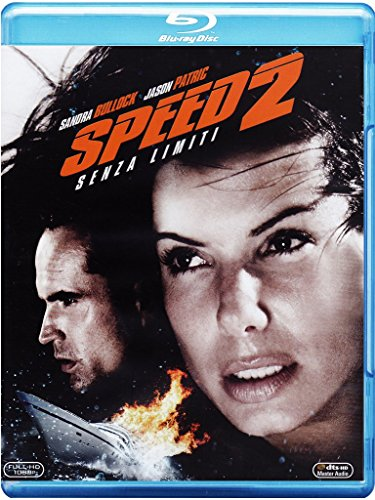 Speed 2 - Senza limiti [Blu-ray] [IT Import]