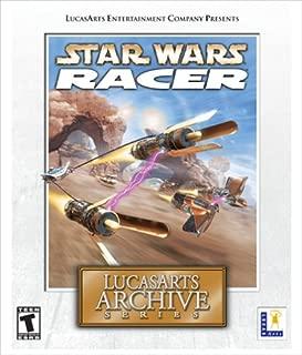 LucasArts Archive Series: Star Wars Episode 1 Racer - PC