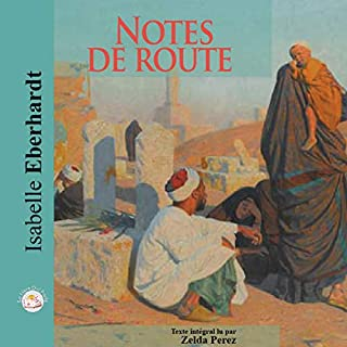 Couverture de Notes de route