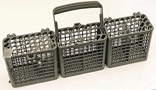 OEM LG Dishwasher Silverware Basket Bin for LDS4821ST, LDS4821WW, LDS5040BB, LDS5040ST, LDS5040WW