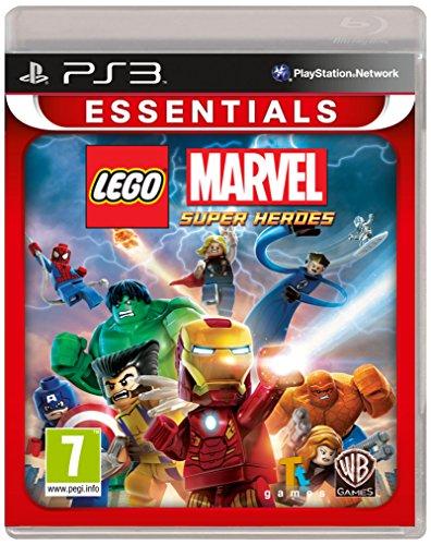Essentials LEGO Marvel Superheroes - PS3