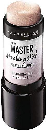 Maybelline New York - Illuminateur - Master Strobing Stick - Medium Nude Glow - 100 g