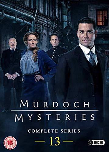 Murdoch Mysteries: Series 13 [DVD]