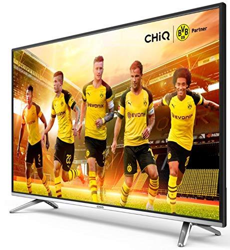 CHIQ U40G5SF 4K Smart WiFi TV 40