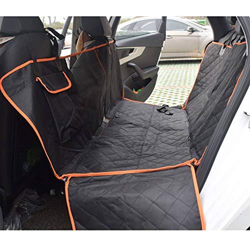 RJQIN Funda protectora para maletero de coche, impermeable, universal, a prueba de arañazos, para mascotas, para coche, camión, SUV, etc.