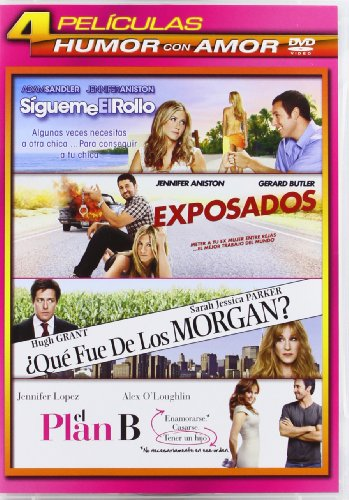 Pack Humor Con Amor 1: Sigueme El Rollo, El Plan B, Exposados, Que Fue De Los