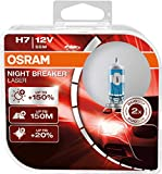OSRAM NIGHT BREAKER LASER H7, ne...