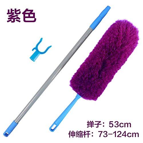 Tianzhensuiyue@ huisstofborstel reiniging shan elektrostatische stofzuiger Shan Shan-shan grijs grijs D