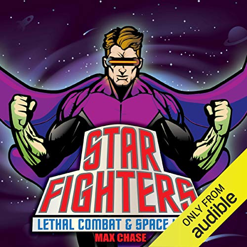 Star Fighters: Lethal Combat & Space Wars! Titelbild