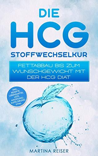 Die HCG Stoffwechselkur: Fettabbau bis zum Wunschgewicht mit der HCG Diät