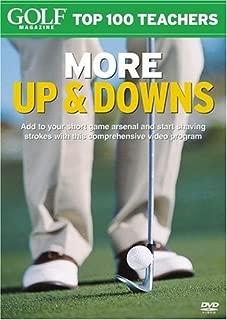 Golf Magazine Top 100 Teachers: More Up & Downs