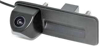 Auto Wayfeng WF® CCDナイトビジオ車トランクハンドル逆駐車パーキングリアビューカメラAudi A1 Skoda Roomster Fabia Yeti Superb