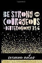catholic bible deuteronomy 31 6