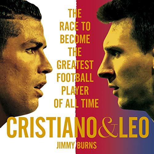 Cristiano and Leo audiobook cover art