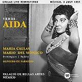 Verdi: Aida (mexico 03/07/1951)