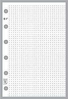 Pocket Size Dot Grid Paper Refill - 0.10