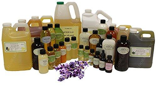 Lavender Sweet Almond Massage & Body Oil 24 oz