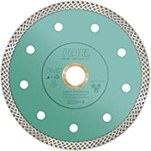 Pearl Abrasive P4 DIA07TT Turbo Mesh Blade for Porcelain and Granite 7 x .055 x 7/8, ?, 5/8