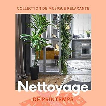 Nettoyage de printemps: Collection de musique relaxante pour le nettoyage de la maison